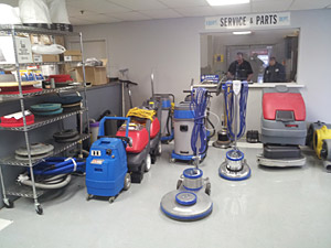 equipment repair services rental diamond chemical supply